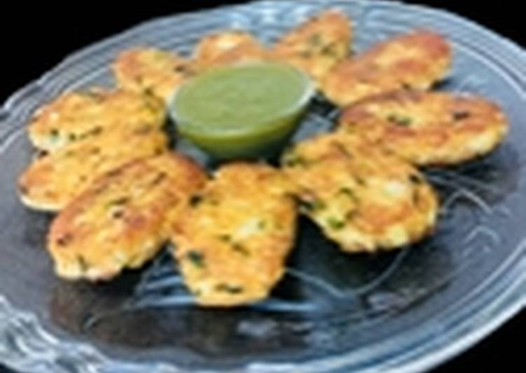Poha Cutlet - Laurie G Edwards