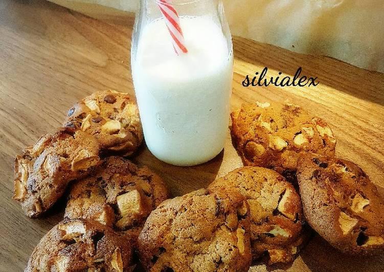 Chewy Chocolate Cookies ala New York Times