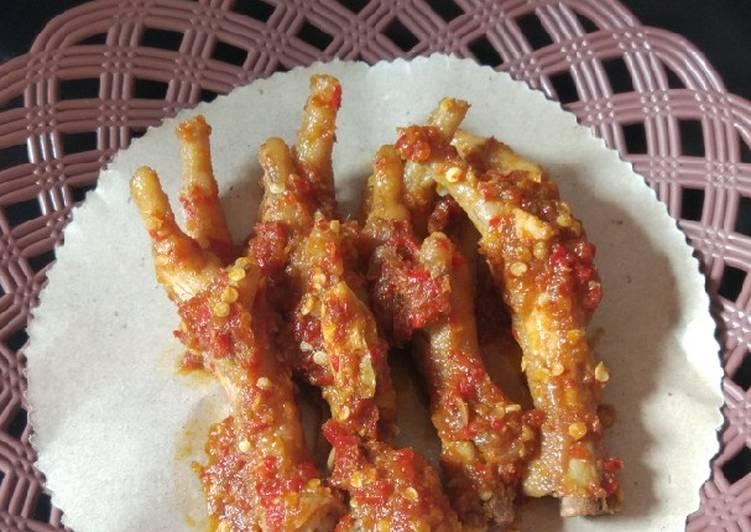 Cara Menyiapkan Ceker Presto Mercon Anti Ribet!
