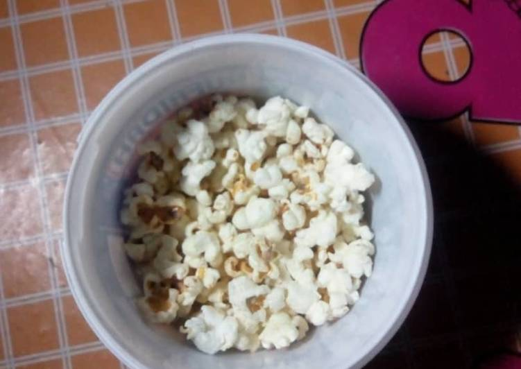 Step-by-Step Guide to Prepare Award-winning Pop corn