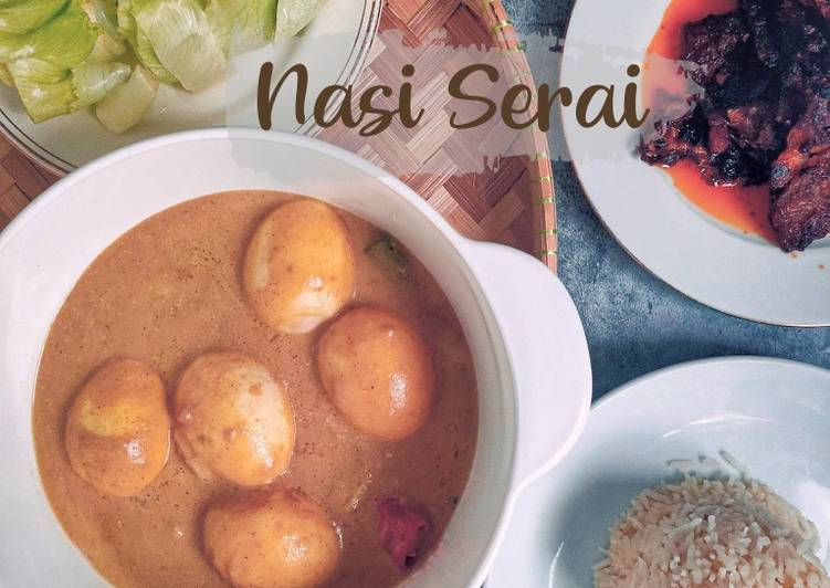 Nasi Serai