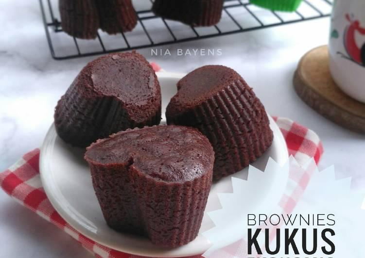 Resep Brownies Kukus Ekonomis Oleh Nia Bayens Cookpad