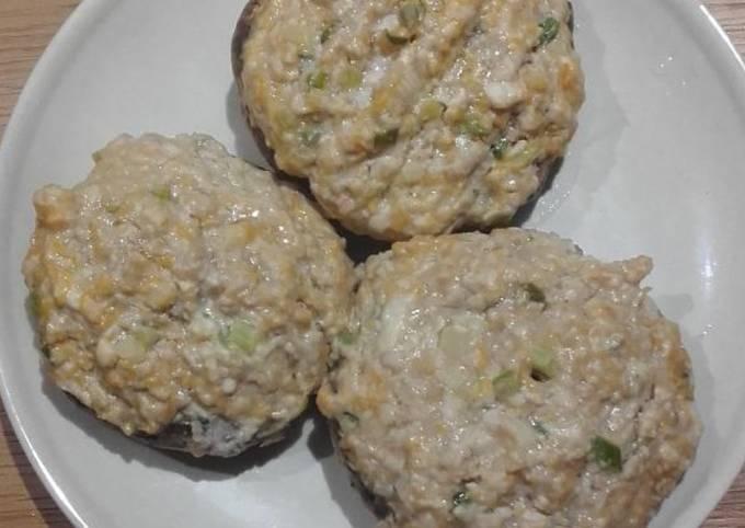 Easiest Way to Prepare Homemade Mushroom Stuffed w/ Minced Pork