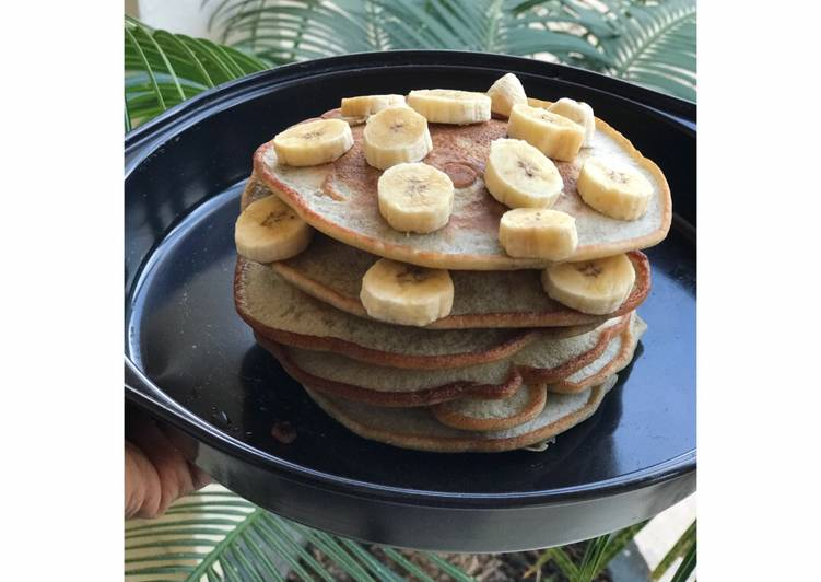 Step-by-Step Guide to Prepare Speedy Banana Pancakes