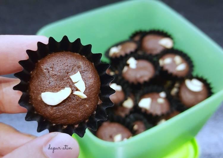 Brownies Kering Mini