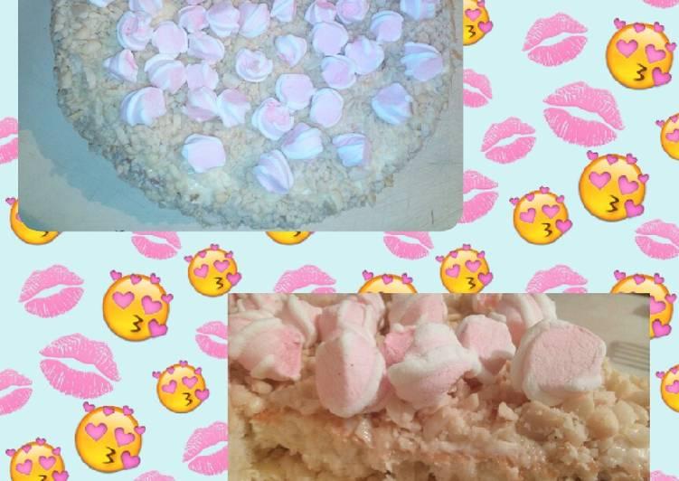 бисквитный торт с арахисом