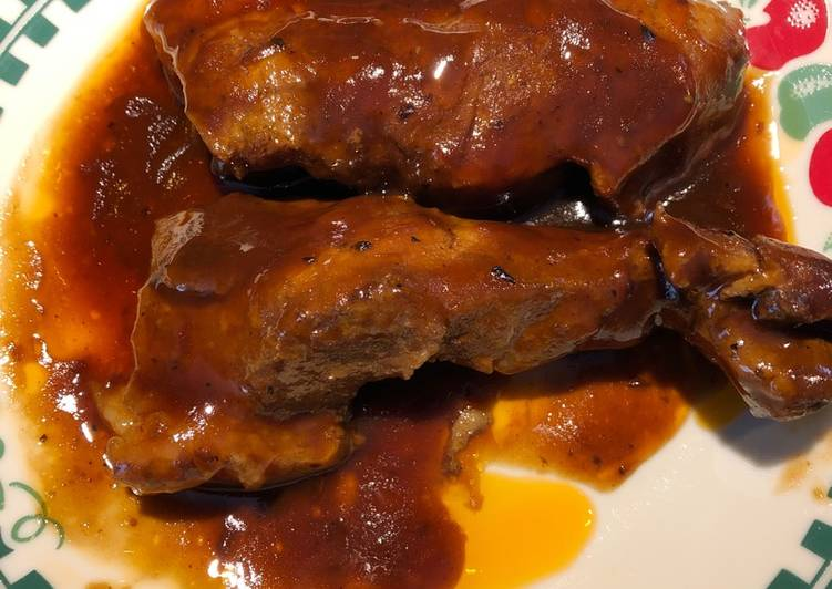 Easiest Way to Prepare Tasty AMAZING! Bbq Country Style Ribs