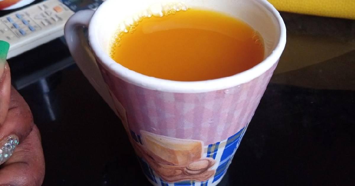 Homemade detox tea Recipe by Olawande