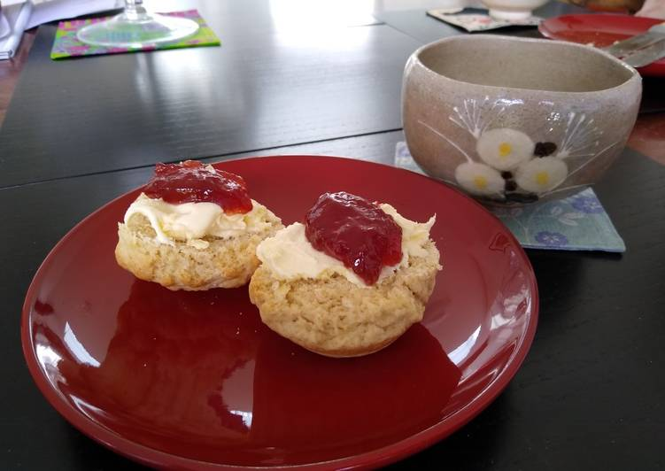 Original Kinako Scones