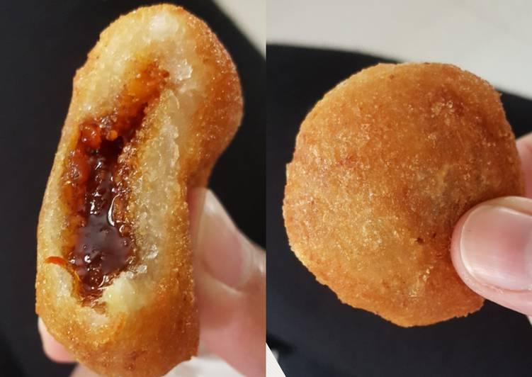 Resep Misro Singkong Isi Gula Merah Oleh Ells Cooking Cookpad