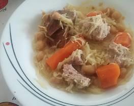 519 Albóndigas para consomé o sopa