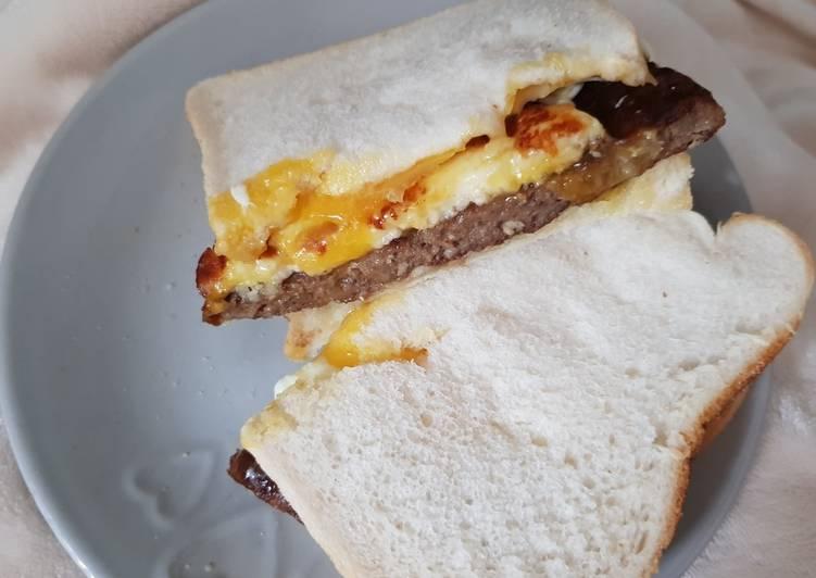 My Burger Sandwich 💖