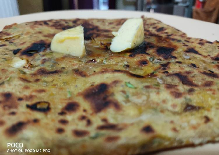 Step-by-Step Guide to Make Any-night-of-the-week Cauliflower paratha