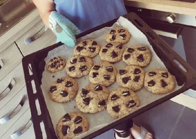 Comment Faire Des Cookies oréo