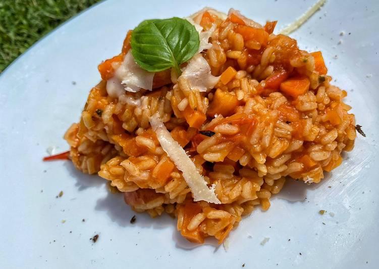 How to Cook Appetizing Tomaten-Karotten-Reis