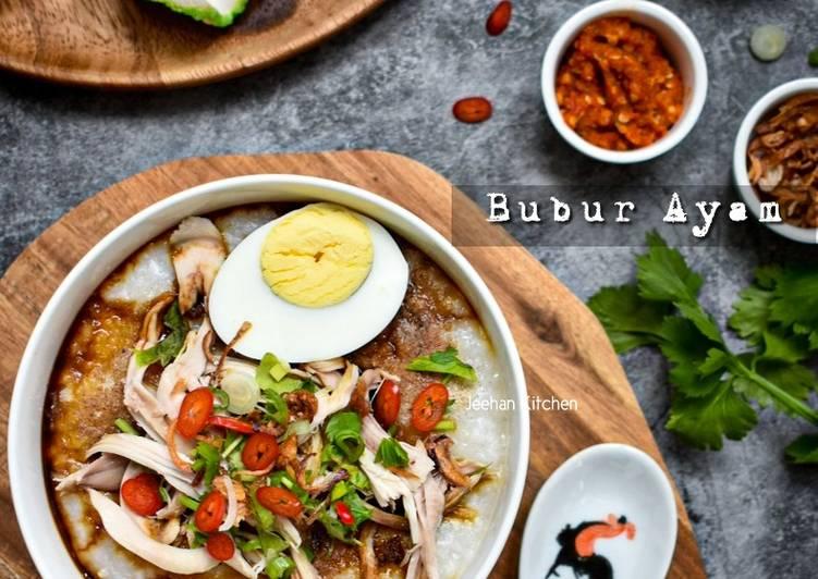 Bubur Ayam Bandung
