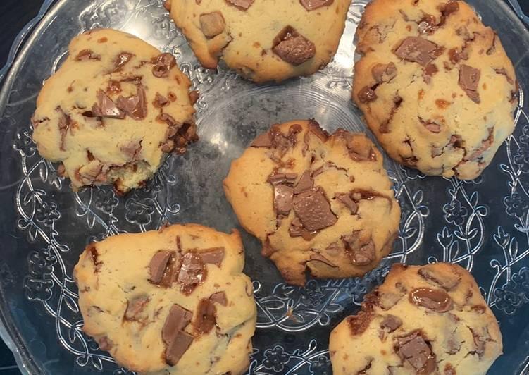 Nos 9 Meilleures Recettes de Cookies aux daims