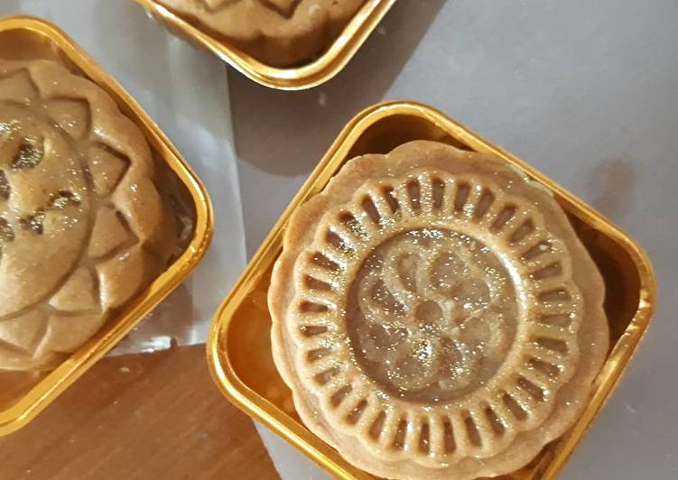 Mooncake Almond paste