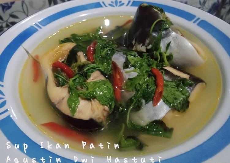 Sup Ikan Patin (Super Kilat dan Praktis)