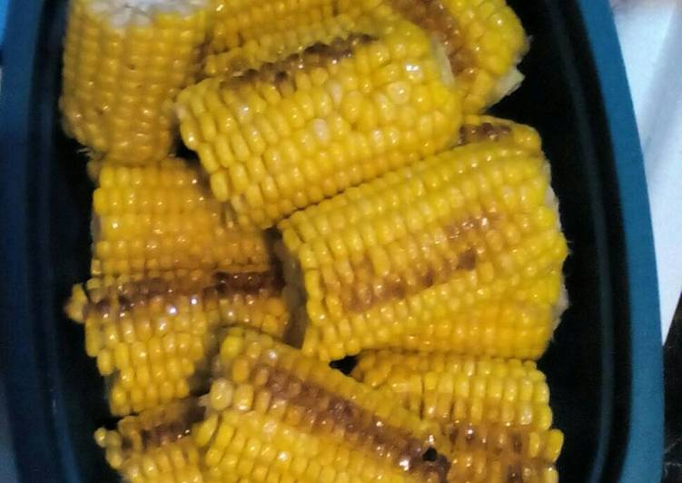 Recipe of Most Popular Grilled sweetcorn