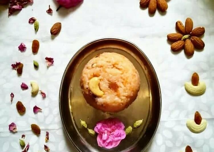 Meetha chawal(Himachal Pradesh sweet rice)