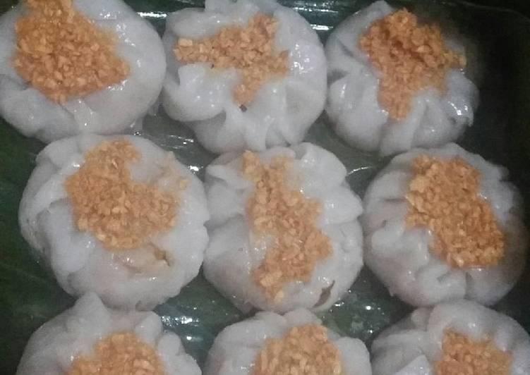 Choipan/chai kue isi bengkoang