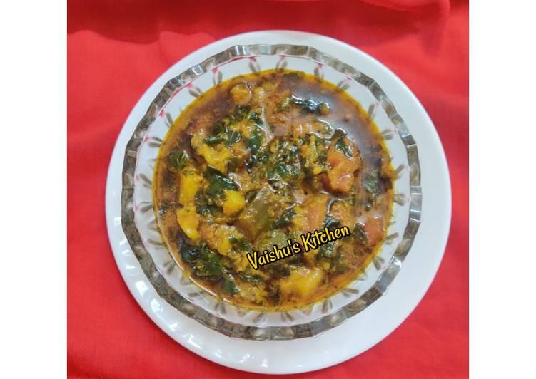 Recipe of Award-winning Fenugreek Sabzi