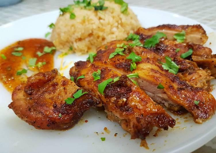 Gai Yang - Thai Grilled Chicken