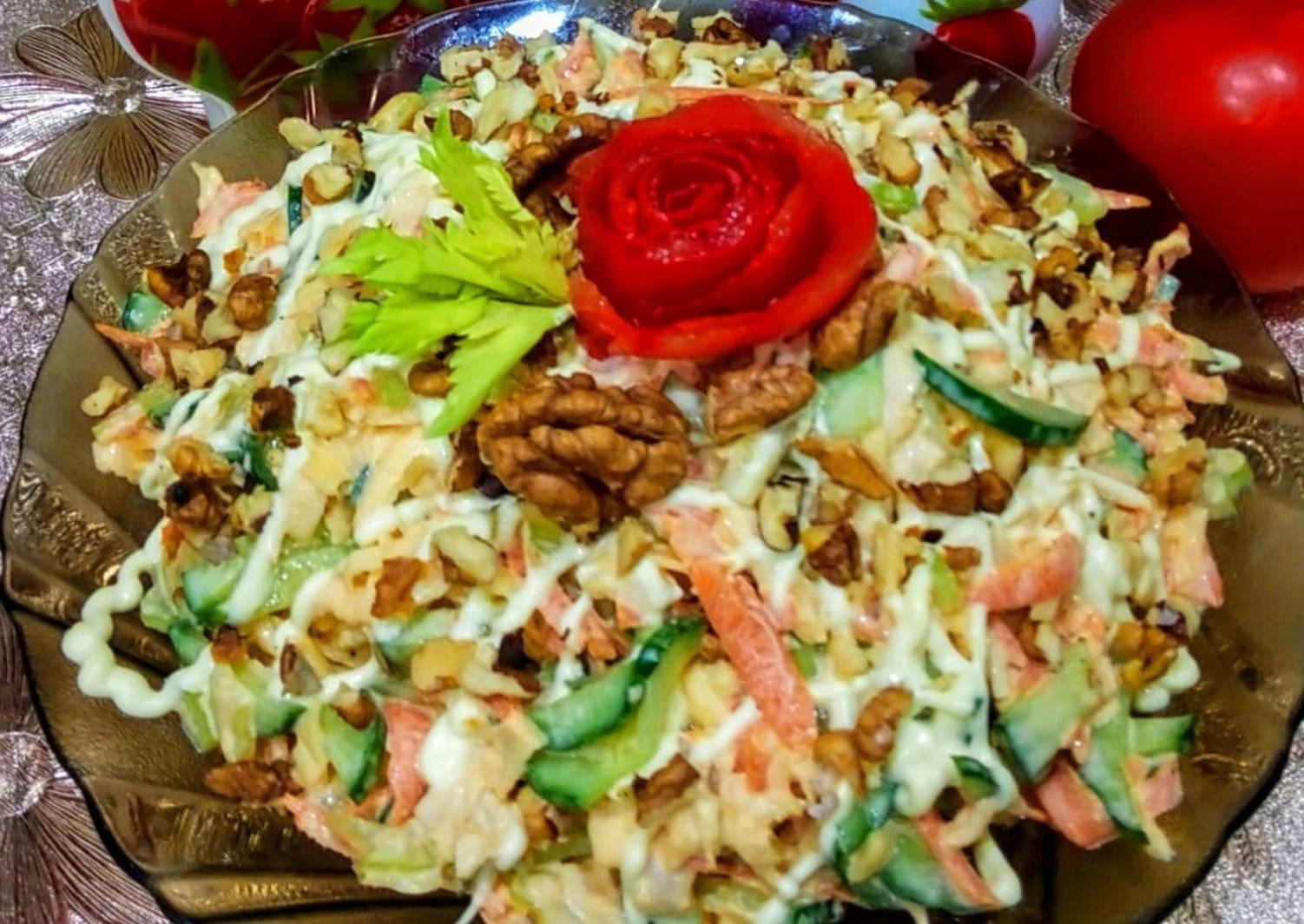 салат сантана рецепт с фото что
