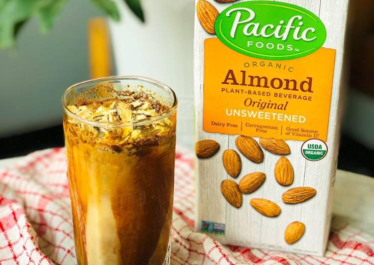 Kopi Susu Almond Gula Aren