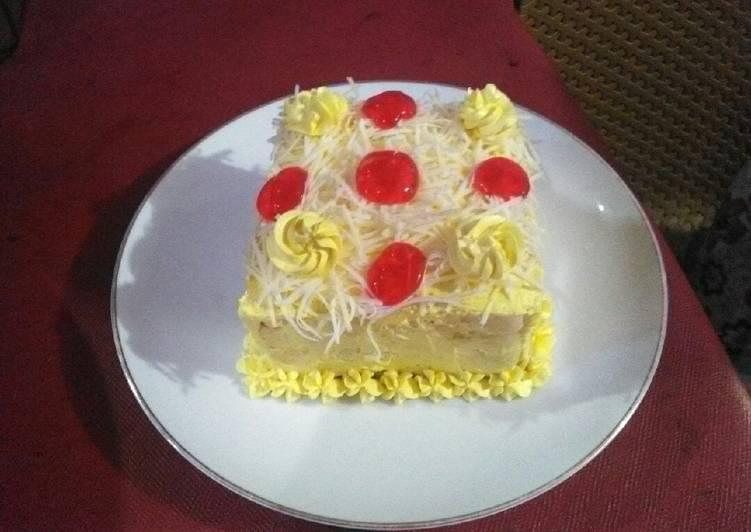 Resep Kue Ultah Roti Tawar Oleh Putu Nenna Ayu Riana Cookpad
