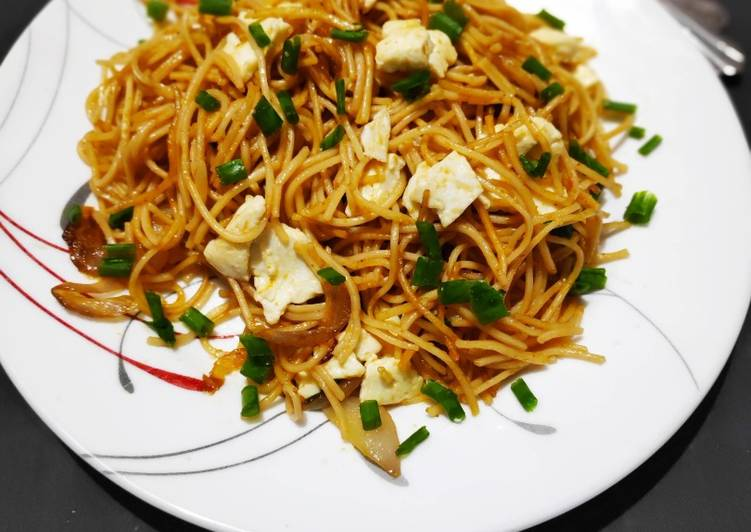 Step-by-Step Guide to Make Perfect Cottage cheese Spaghetti