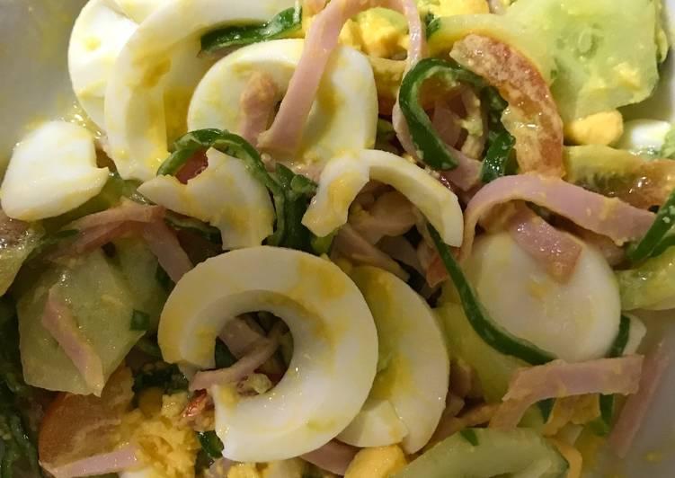 Easiest Way to Prepare Favorite Cucumber Salad