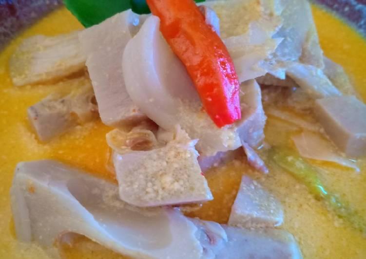 Sayur santan nangka muda foto resep utama