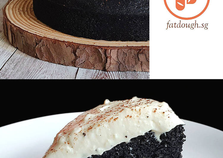Step-by-Step Guide to Make Perfect Black Velvet Cake