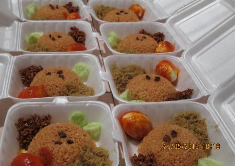 Nasi Minyak Ekonomis