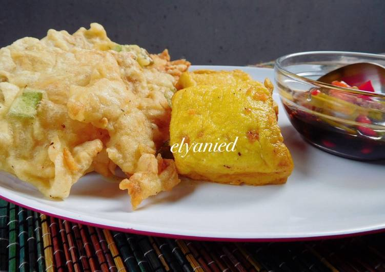 Resep #GMdiet – day 6 Tempe goreng tepung & Tahu Paling Mudah