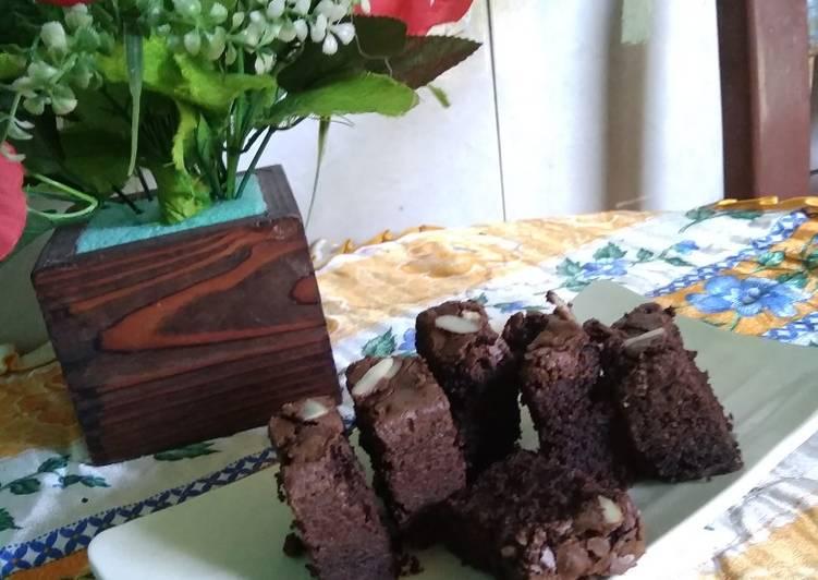 Resep Brownies bakar Mudah