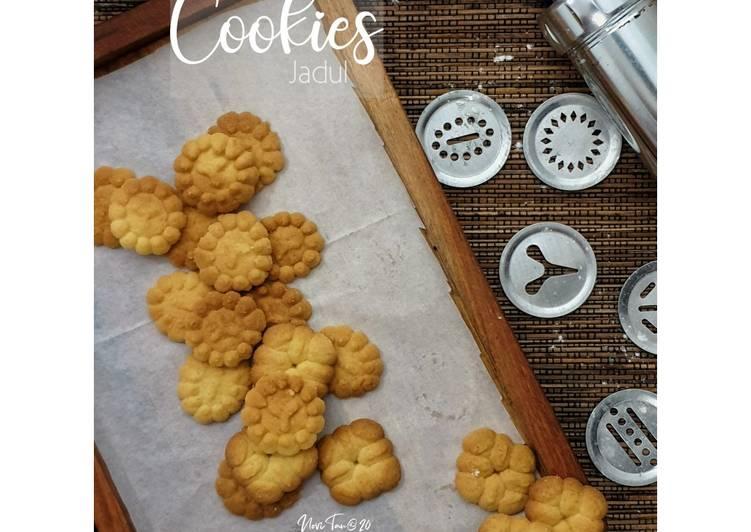 167. Kue Kering Jadul / Cookies