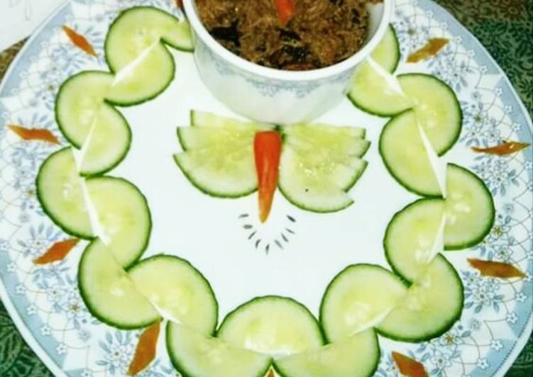 Absolutely Ultimate Dinner Ideas Cooking Haidrabadi tridishnal gosht ka achar