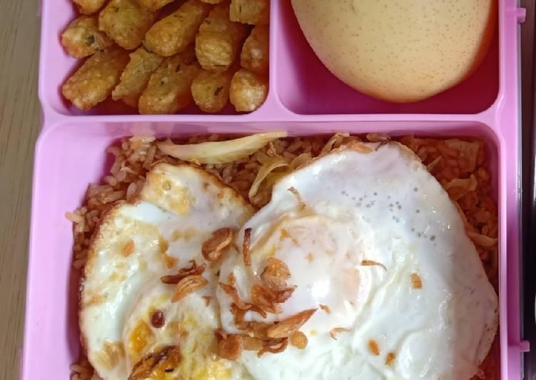 Resep Nasi Goreng Udang (Bekal Suami) Top