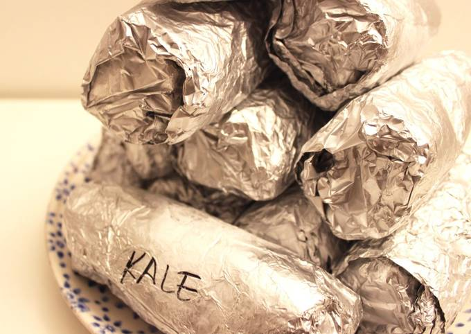 Emergency Frozen Burritos(EFBs)