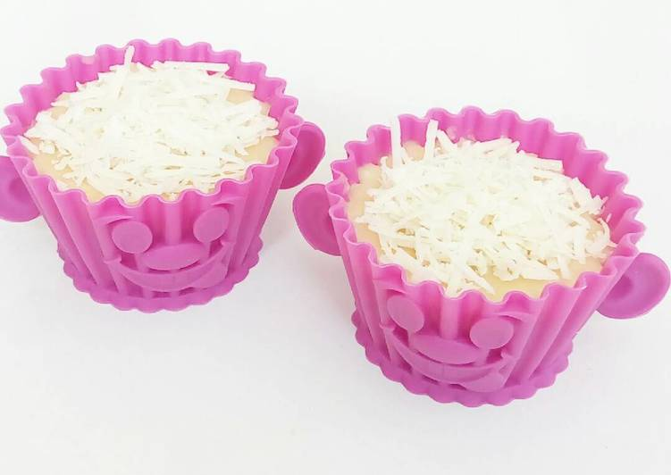 Steamed Cheese Cupcake - MPASI