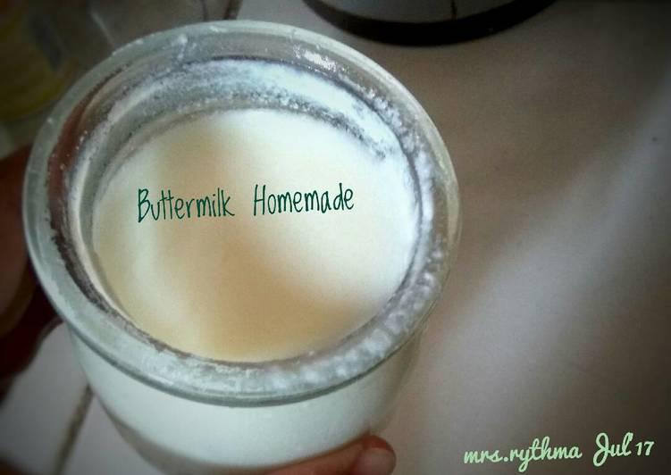 Buttermilk Homemade