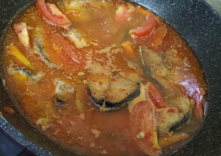 Ikan Asam Pedas 2.0 Nasi Kuning Ambon: The Series