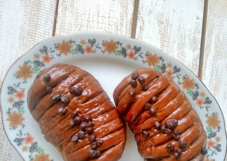 Roti Cokelat