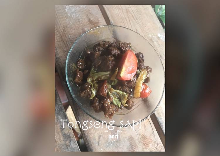 Tongseng sapi - cookandrecipe.com