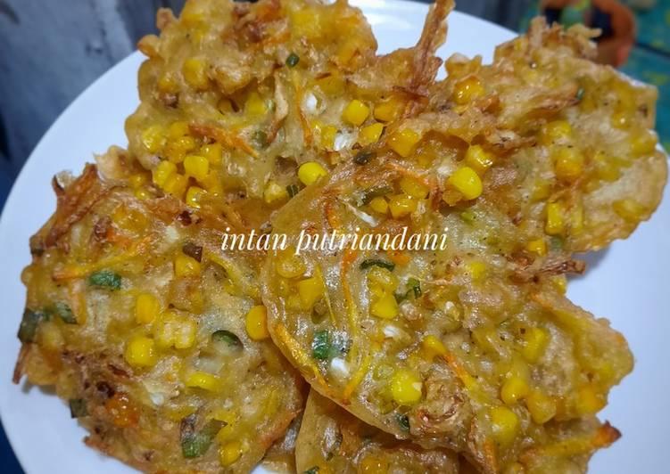 Bakwan sayur crispy ala Tasyi #6