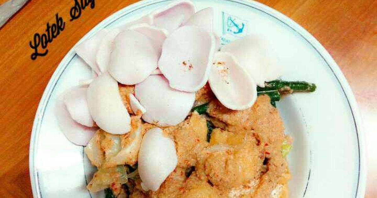 38 Resep Pecel Sayur Lotek Mateng Enak Dan Sederhana Ala Rumahan Cookpad