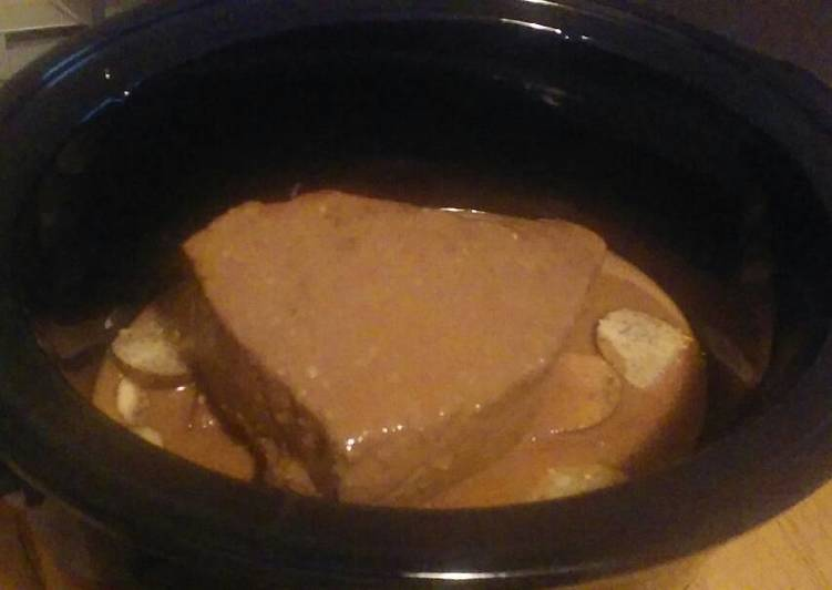 How to Prepare Appetizing Crock Pot Roast